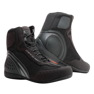 DAINESE boty MOTORSHOE D1 D-WP black/anthracite