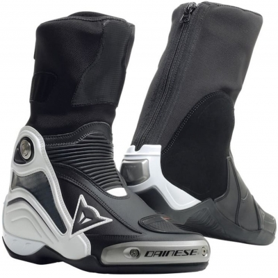 DAINESE boty AXIAL D1 black/white