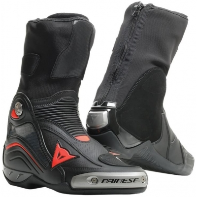 d1a94b7529130 DAINESE topánky AXIAL D1 AIR black/fluo red