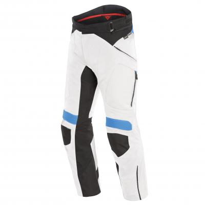 DAINESE kalhoty DOLOMITI GORE-TEX lightgrey/black/electron-blue