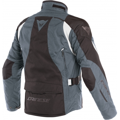 DAINESE bunda DOLOMITI GORE-TEX black/ebony/light-grey
