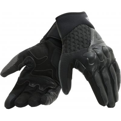 DAINESE rukavice X-MOTO black / anthracite