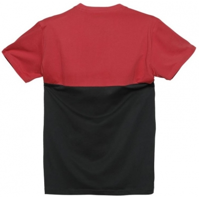 DAINESE triko DUNES anthracite/red