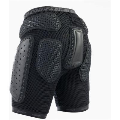DAINESE chráničové šortky DAINESE HARD-SHORT E1 black
