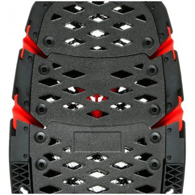 DAINESE chránič páteře PRO-SPEED Short black/red