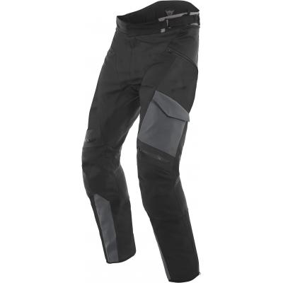 DAINESE kalhoty TONALE D-DRY black/ebony/black