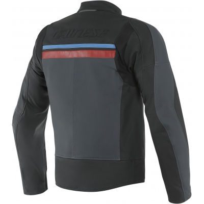 DAINESE bunda HF 3 black/ebony/red/blue