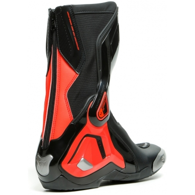 DAINESE boty TORQUE 3 OUT black/fluo red