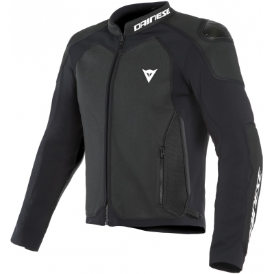 DAINESE bunda INTREPIDA Perf. black matt/black matt/black matt