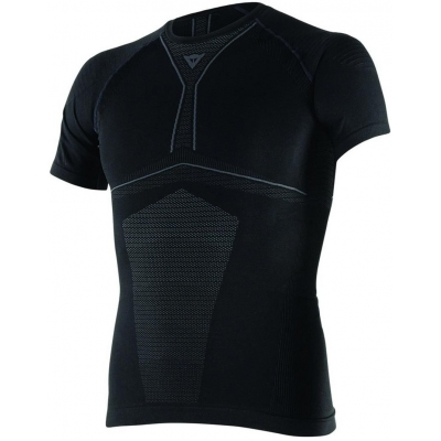 DAINESE termo triko D-CORE DRY SS black/anthracite