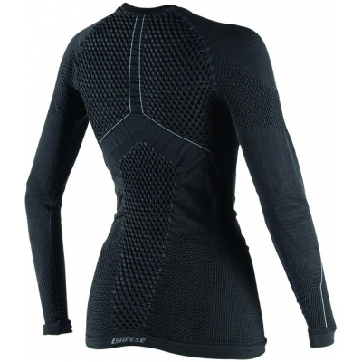 DAINESE termo triko D-CORE THERMO LS dámské black/anthracite