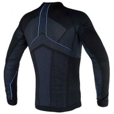 DAINESE termo triko D-CORE AERO LS black/cobalt blue