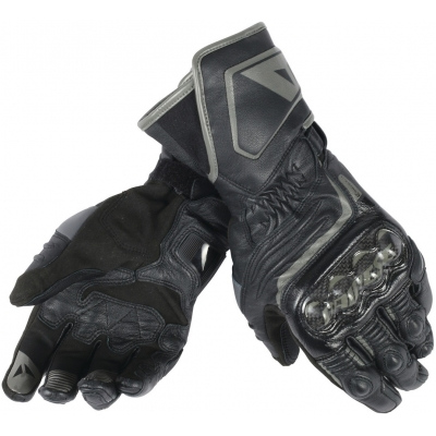 DAINESE rukavice CARBON D1 LONG black/black/black