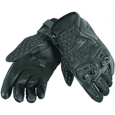 DAINESE rukavice AIR HERO Black / Black