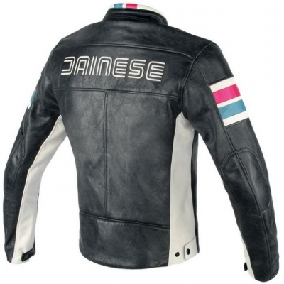 DAINESE bunda HF D1 black/ice/red/blue