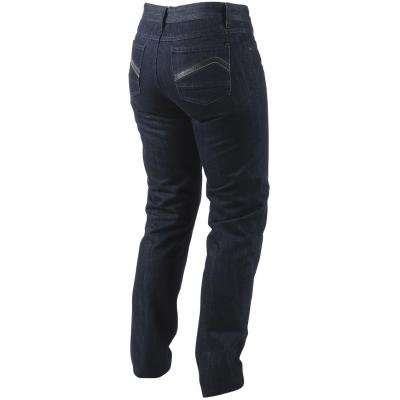 DAINESE kalhoty jean QUEENSVILLE REG. dámské aramid/denim