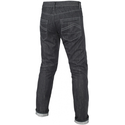 DAINESE nohavice jean CHARGER REGULAR aramid / black