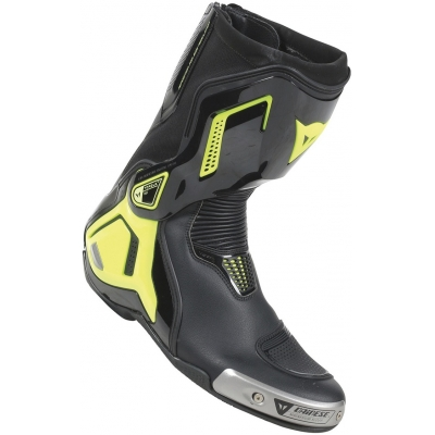 DAINESE boty TORQUE D1 OUT black/fluo yellow