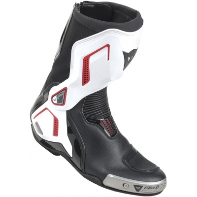 DAINESE topánky TORQUE D1 OUT Black   White   lava red 22c94341944