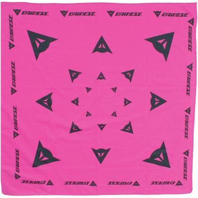 DAINESE šátek FOULARD pink
