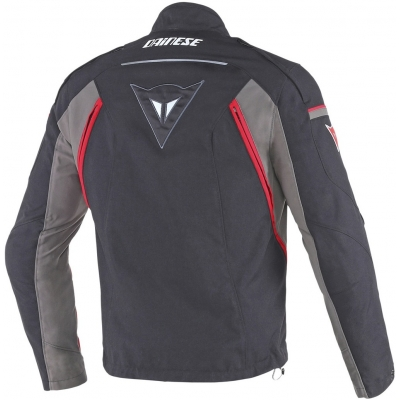 DAINESE bunda RAINSUN black/gray/red