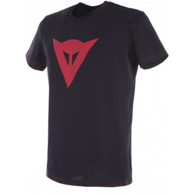 DAINESE tričko SPEED DEMON black/red