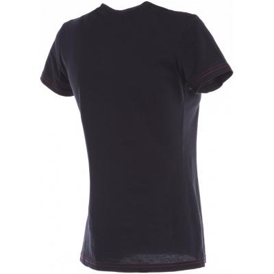 DAINESE triko SPEED DEMON dámské black/red