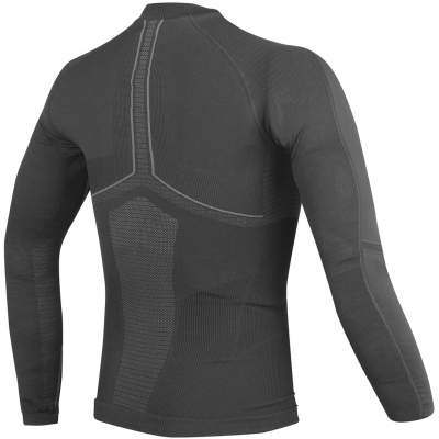 DAINESE termo tričko D-CORE NO-WIND THERMO LS black / anthracite