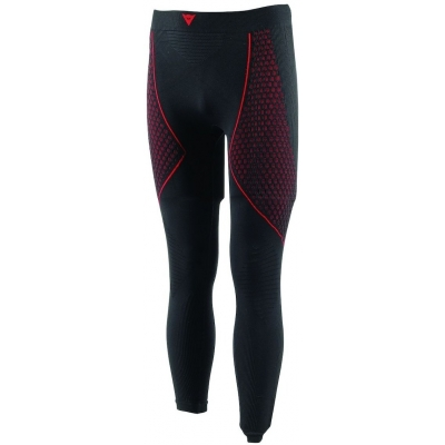DAINESE termo nohavice D-CORE THERMO LL black / red
