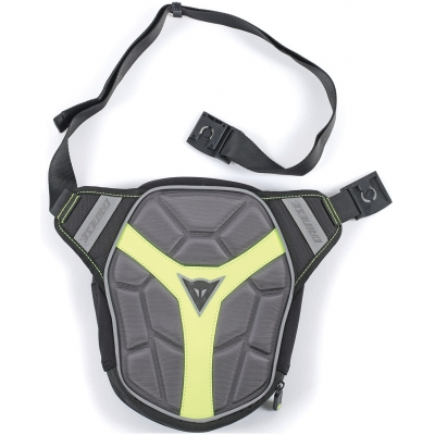 DAINESE batoh na nohu D-EXCHANGE SMALL black/anthracite/fluo yellow