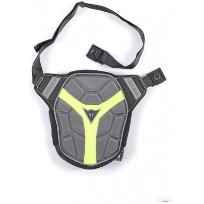 DAINESE batoh na nohu D-EXCHANGE black/anthracite/fluo yellow