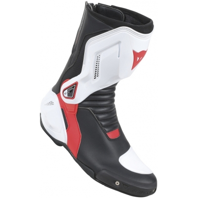 DAINESE boty NEXUS black/white/lava red