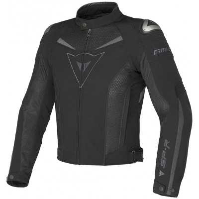 DAINESE bunda SUPER SPEED TEX black/black/gray