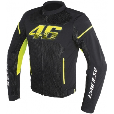 DAINESE bunda VR46 D1 AIR TEX