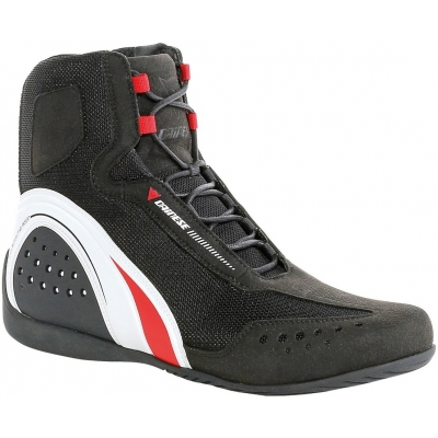 DAINESE topánky MOTORSHOE AIR JB black/white/red