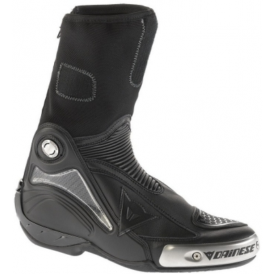 DAINESE boty R AXIAL PRO IN black/black