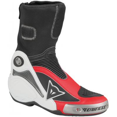 DAINESE topánky R AXIAL PRO IN white/ducati red