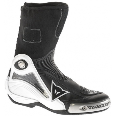 DAINESE boty R AXIAL PRO IN white/black
