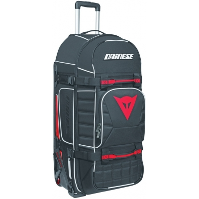 DAINESE taška D-RIG WHEELED BAG stealth/black