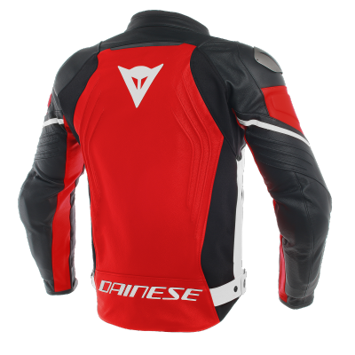 DAINESE bunda RACING 3 red/black/white