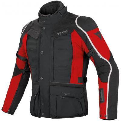 DAINESE bunda D-EXPLORER GORE-TEX black/red