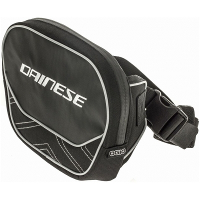 DAINESE ledvinka WAIST-BAG stealth black
