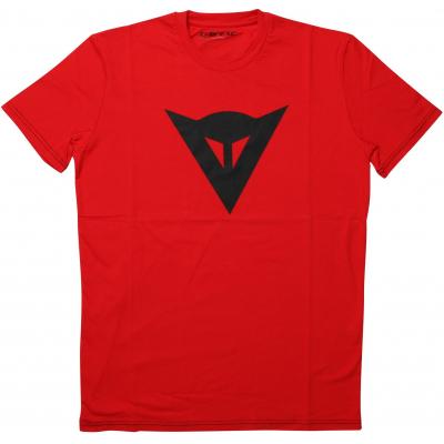 DAINESE tričko SPEED DEMON red / black