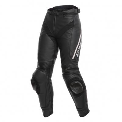 DAINESE kalhoty DELTA 3 LADY dámské black/white