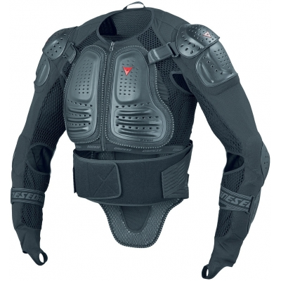 DAINESE chránič těla LIGHT WAVE JACKET D1 2 black