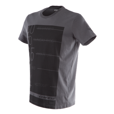 DAINESE triko LEAN-ANGLE anthracite