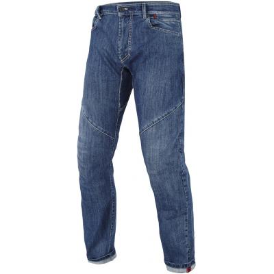 DAINESE kalhoty jean CONNECT REGULAR blue denim