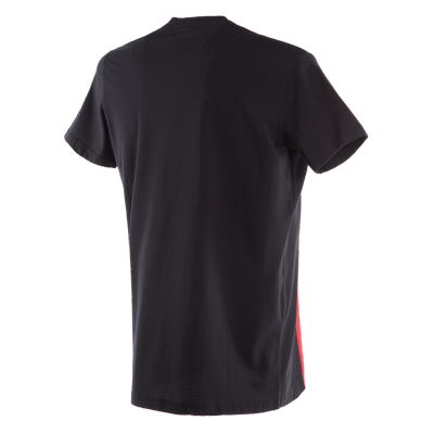 DAINESE triko RACER-PASSION black/red