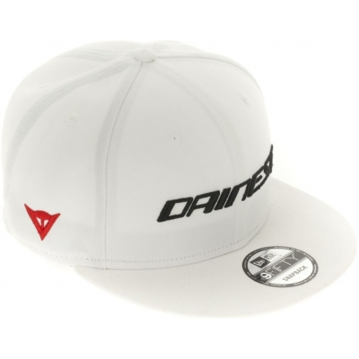 DAINESE kšiltovka 9FIFTY WOOL white