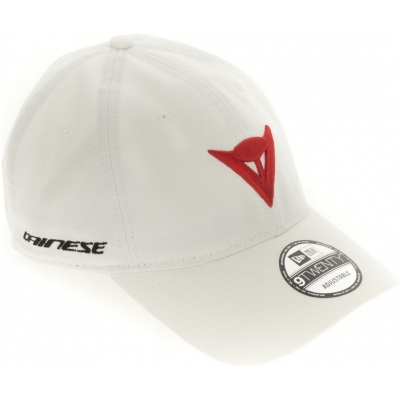 DAINESE kšiltovka 9TWENTY CANVAS white